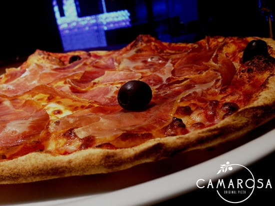 Camarosa Original Pizza  - Pizza Parme - CAMAROSA Original Pizza -   © CAMAROSA Original Pizza
