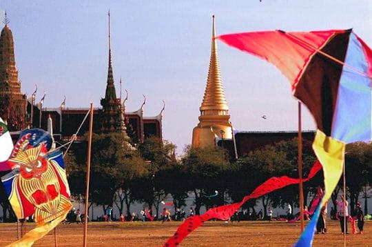 Bangkok chargée de sens