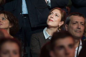 La femme de Benoît Hamon s'affiche à ses côtés pour la première fois