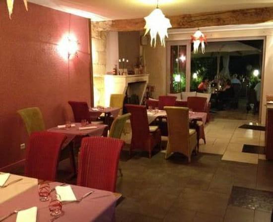Restaurant : Cosy Tourny  - Un soir d'été -