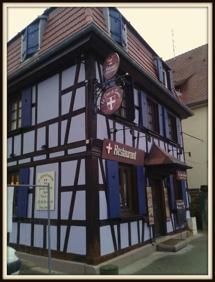 La Croix de Savoie  - Restaurant la Croix de Savoie  de 1875. -   © René Sarther