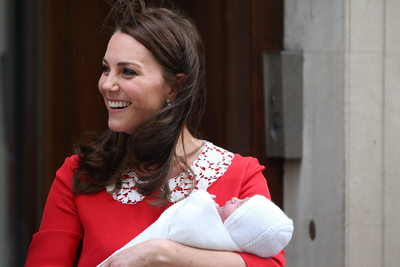Kate Middleton: son fils, le prince Louis, assiste-t-il au mariage?