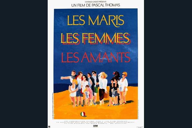 Les Maris, les femmes, les amants - Photo 1