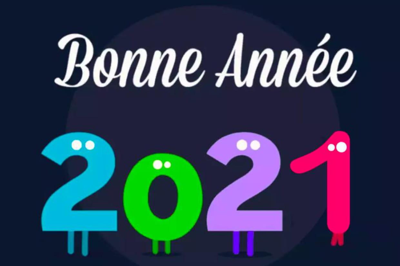 Bonne Annee 2021 Textes Images Gif Et Cartes Pour Vos Voeux